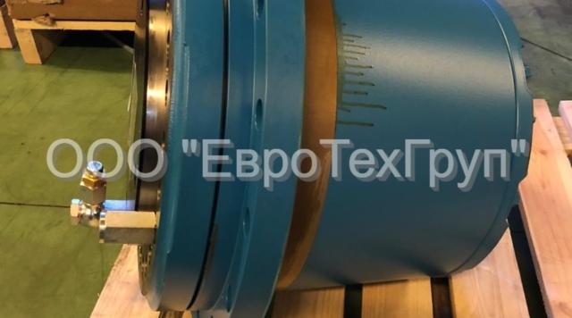 Редуктор привода барабана, колтюбинговая установка Модель Brevini PWD3500.