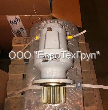 Мотор-Редуктор привода поворота дистанционно управляемых машин производства BROKK и аналогов.